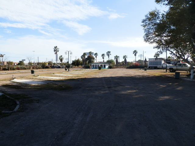 Another empty RV park.