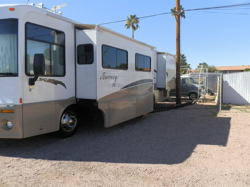 Finally A Newer Rv Chaos Leaves Town