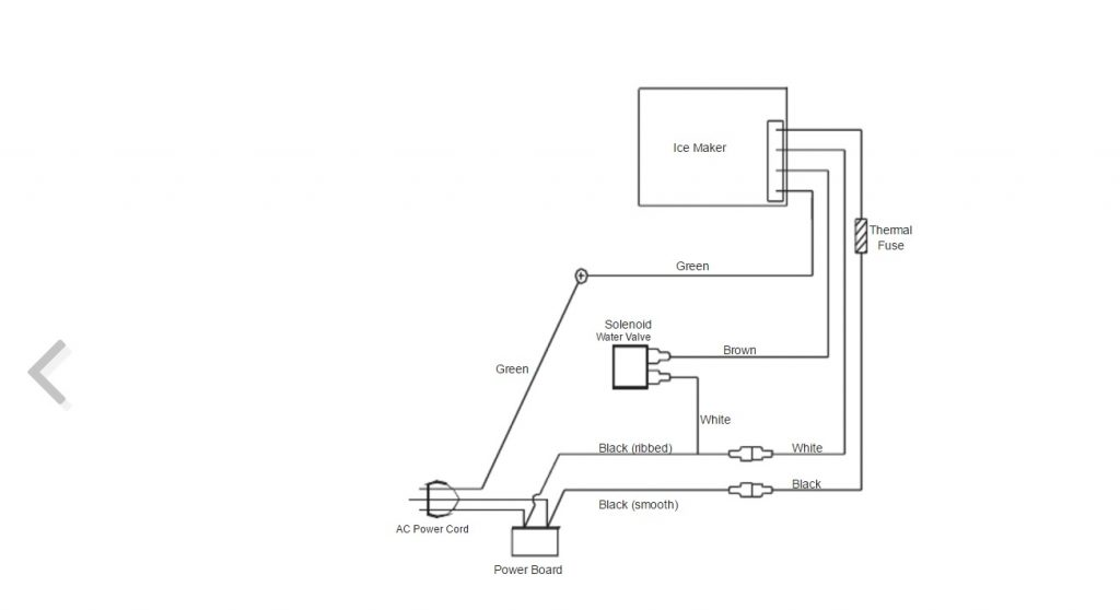 Icemaker Wiring Diagram