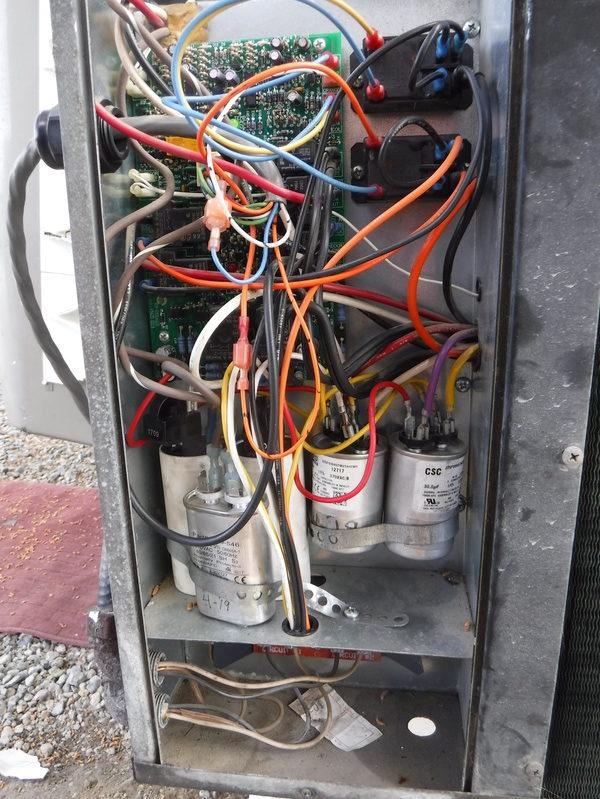2 Heat Pump Coleman Mach 6535a 871 Chaos Leaves Town
